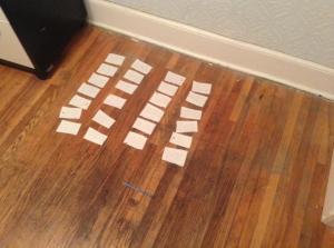 NotecardPlotting