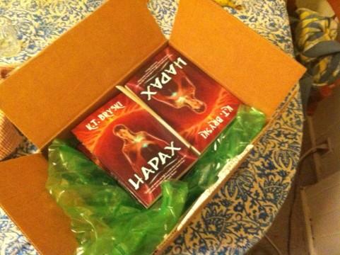 HapaxBox