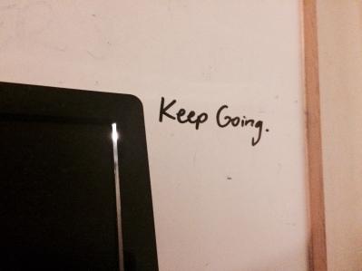 Liz Hand's advice: always applicable.