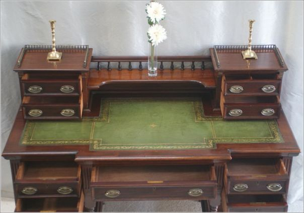 Fancy Desks And Kitchen Tables Kt Bryski
